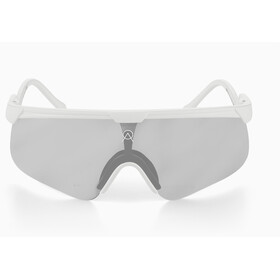 ALBA Optics Delta Mr Silver Glasses Men white